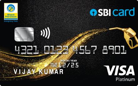 BPCL SBI Card