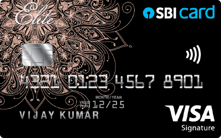SBI Card ELITE