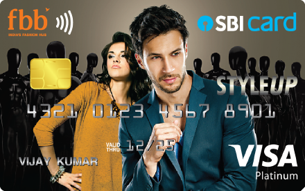 STYLEUP Contactless Card